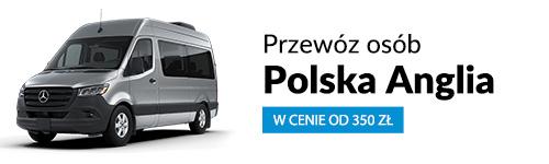 cennik busy Polska Anglia